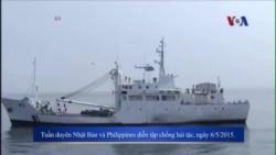 Nhật tăng cường hợp tác hàng hải với Việt Nam và Philippines