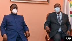 Rencontre de Ouattara et Bédié: André Silver Konan nous en dit plus