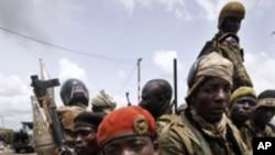 ARCHIVES - Les forces pro-Ouattara