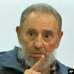 卡斯特罗曾说查韦斯应得诺贝尔和平奖