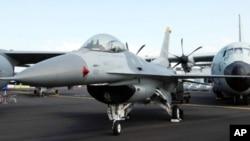 美国F-16C Block 50战机