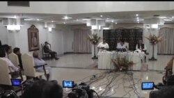 2013-11-03 美國之音視頻新聞: 巴基斯坦譴責美國殺死塔利班頭目