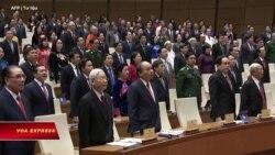 Quốc hội Việt Nam sẽ bầu các lãnh đạo chủ chốt vào tháng 7
