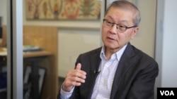 """发明治疗艾滋病""""鸡尾酒疗法""""的华裔科学家何大一"""