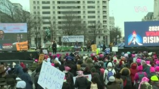 Women March for Equality, Reproductive Rights