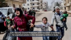 Sham Elections While Syrians Suffer