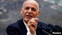 အာဖဂန္ သမၼတ Ashraf Ghani
