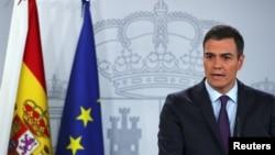 პედრო სანჩესი, ესპანეთის პრემიერ-მინისტრი