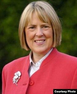 英国保守党人权委员会主席菲奧娜.布魯斯