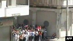Shpërthejnë sërish protestat në Siri