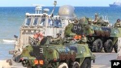 Polshada NATOning mashqlari o'tdi. 17-iyun, 2015-yil.
