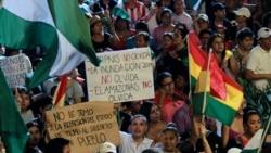 VOA: Informe desde Bolivia