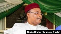 Mahamadoou Issoufou shugaban kasar Nijar