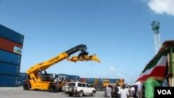 Au port de Berbera, dans la région de Somaliland en Somalie le 30 mai 2015.
