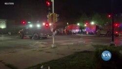 У місті Кеноша, штат Вісконсин, розгорілися протести проти дій поліції. Відео