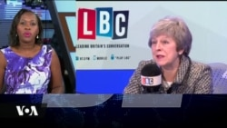 May alijibu maswali kutoka kwa wapiga kura kuhusu makubaliano ya Brexit