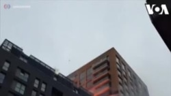 NO COMMENT: Հրդեհը Լոնդոնի Գրենֆել աշտարակում