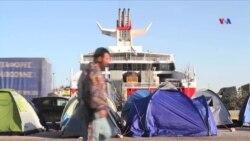 Turist mövsümü yaxınlaşdığı üçün Yunanıstandakı qaçqınlara təzyiqlər artır