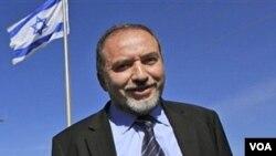 Menteri Luar Negeri Israel Avidgor Lieberman