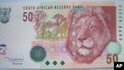 I-Rand lakwele South Africa