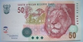 Vendors in Zimbabwe see South Africa's rand, pictured, as more useful than the yuan.