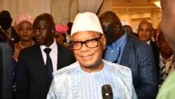 Mali: CORONAVIRUS bana yele ko fe, mali djamana kan, djamana tigui Ibrahim Boubacar Keita ye la celi ka, djabarani so kan.