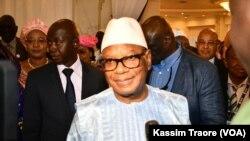 Mali: Djamana tigui Ibrahim Boubacar Keita, be tamala Sikasso marala.