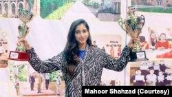 ماحور شہزاد ٹوکیو اولمپکس میں پاکستان کی نمائندگی کریں گی۔