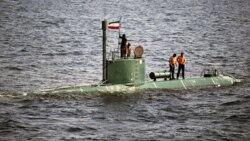 زیردریایی ولایت نود ایران
