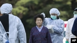 زلزلو د جاپان اتومي بټیو ته تاوان رسولی
