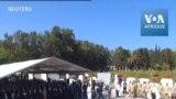 Inhumation de l'ancien président Bouteflika dans un cimetière d'Alger