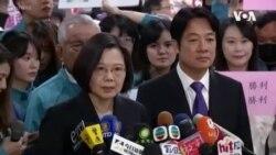 蔡英文:中國介入台灣選舉破壞民主 每一天都在發生