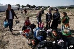 Cuộc nội chiến Syria đã làm 280.000 người thiệt mạng và hàng triệu người phải tìm cách tị nạn.
