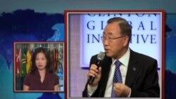 VOA连线: 纽约联合国大会的热点议题