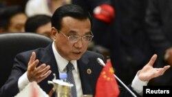 Thủ tướng Trung Quốc Lý Khắc Cường nhấn mạnh rằng 'dân Trung Quốc đối xử tử tế với các hành động tử tế và sẽ dùng công lý với các hành động sai trái'.