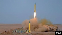 Missil iraniano