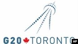 G20 Toronto logo