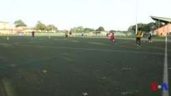 """Au Gabon, le """"foot est mort"""" et les joueurs n'ont plus de salaire (vidéo)"""