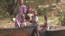 Les enfants de l'orphelinat «Dieu Béni» ont célébré le réveillon de Noël