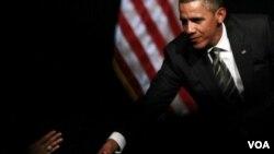 Prezidan Barack Obama pral Prezante Mesaj li sou Eta Inyon an Madi Swa Devan 2 Chanm Kongrè a Reyini