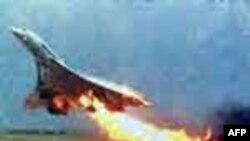 Vụ xử về tai nạn máy bay Concorde sắp kết thúc