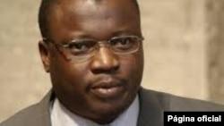 Aristides Ocante da Silva, ministro da Presidência do Conselho de Ministros da Guiné-Bissau