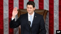 Paul Ryan, Washington, 29 octobre 2015