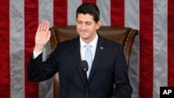 Paul Ryan, Washington, 29 octobre 2015