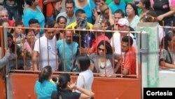 Autoridades de la alcadía opositora acusaron al gobernador del estado Aragua por el ataque.