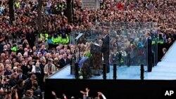Στο Λονδίνο ο Πρόεδρος Ομπάμα