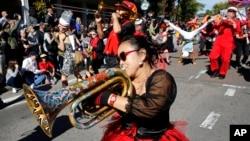 미국인이 전하는 미국이야기: 다문화 축제 (3)