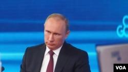 普京在中國訪問能讓他放鬆心情