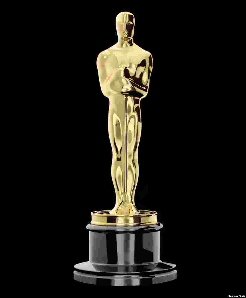 "Winners of the ""Academy Awards,"" often referred to as ""The Oscars,"" are awarded these statuettes by the Academy of Motion Picture Arts and Sciences. The 86th Academy Awards ceremony will be held in March in Los Angeles, California. (Oscars.org)"