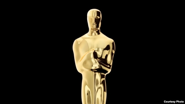 "The Oscar statuette is the copyrighted property of the Academy of Motion Picture Arts and Sciences, and the statuette and the phrases ""Academy Award(s)"" and ""Oscar(s)"" are registered trademarks under the laws of the United States and other countries. All"
